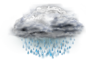 ploaie de scurtă durată