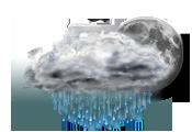 ploaie ușoară