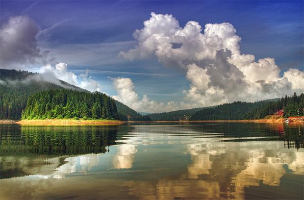 Lacul Fântânele