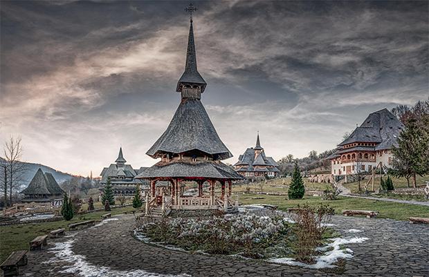 Mănăstire, Bârsana