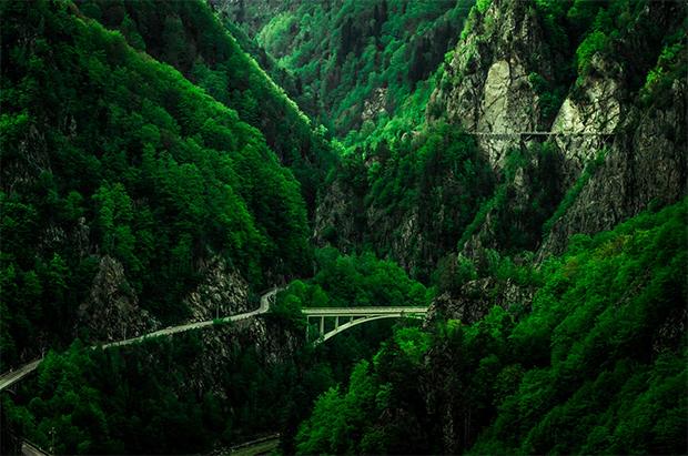 Munți România