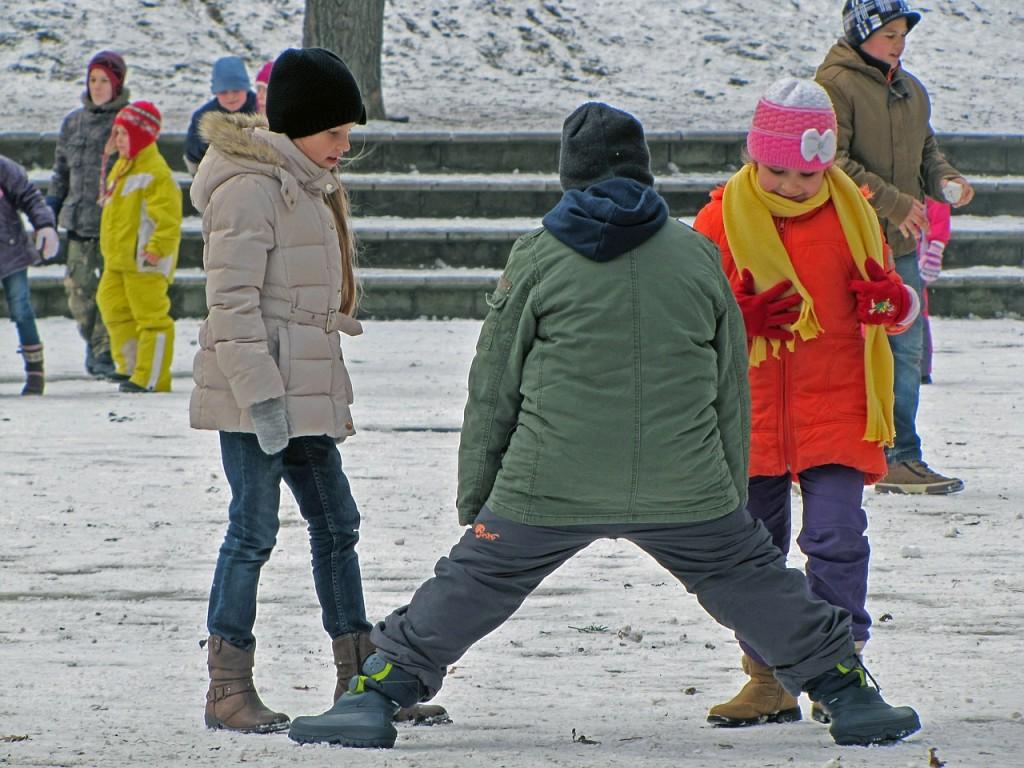 Copiii născuți iarna